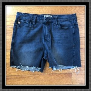 Cute black denim shorts!  - NWOT - Size 30